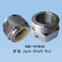 GB-H7634 罗母 Jask Shaft Nut