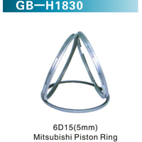 6D15(5mm) Mitsubishi Piston Ring