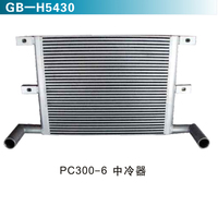 PC300-6中冷器