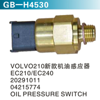 VOLVO210新款机油感应器 EC210 EC240 20291011 04215774  OIL PRESSURE SWITCH